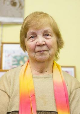Яршина Людмила Ивановна