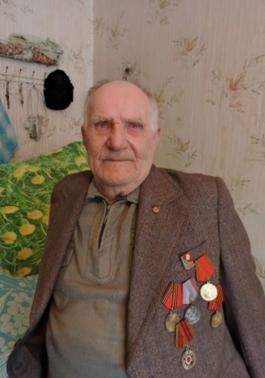 Сергеев Яков Егорович